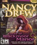 Caratula nº 70115 de Nancy Drew: Curse of Blackmoor Manor (200 x 287)