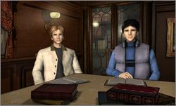 Pantallazo de Nancy Drew: Last Train to Blue Moon Canyon para PC