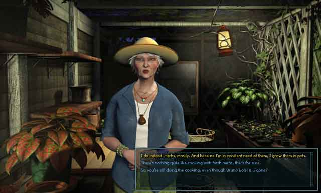 Pantallazo de Nancy Drew: Legend of the Crystal Skull para PC