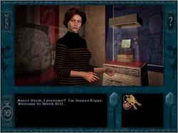 Pantallazo de Nancy Drew: Secret of the Scarlet Hand para PC