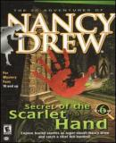 Carátula de Nancy Drew: Secret of the Scarlet Hand