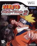 Carátula de Naruto: Clash of Ninja Revolution 2
