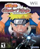 Carátula de Naruto: Clash of Ninja Revolution