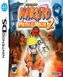 Caratula nº 126541 de Naruto: Path of the Ninja 2 (640 x 573)