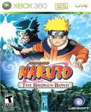 Caratula nº 130001 de Naruto: The Broken Bond (300 x 423)