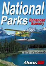 Caratula de National Parks: Enhanced Scenery para PC