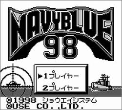 Pantallazo de Navy Blue 98 para Game Boy