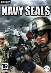 Caratula de Navy Seals para PC