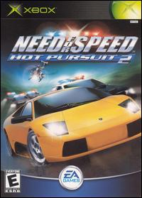Caratula de Need For Speed Hot Pursuit 2 para Xbox