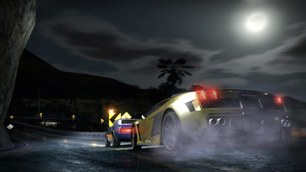 Pantallazo de Need for Speed: Carbon -- Collector's Edition para PlayStation 2