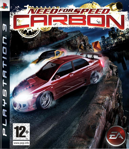 Caratula de Need for Speed: Carbon para PlayStation 3