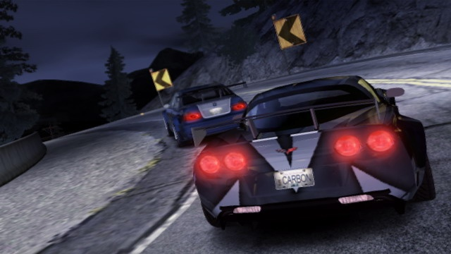 Pantallazo de Need for Speed: Carbon para Wii