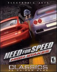 Caratula de Need for Speed: High Stakes [Classics] para PC