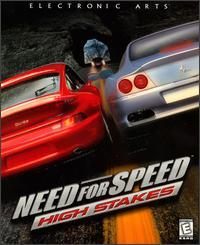 Caratula de Need for Speed: High Stakes para PC