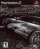 Carátula de Need for Speed: Most Wanted -- Black Edition