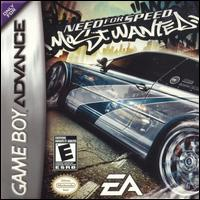 Caratula de Need for Speed: Most Wanted para Game Boy Advance