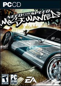 Caratula de Need for Speed: Most Wanted para PC