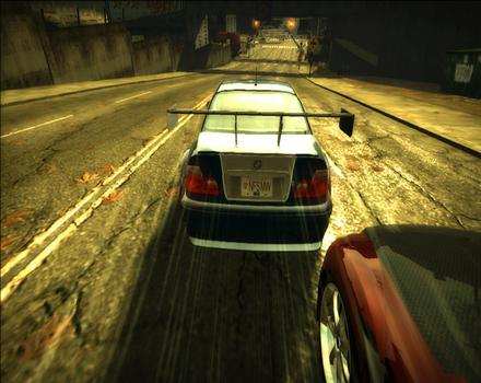 Pantallazo de Need for Speed: Most Wanted para PC