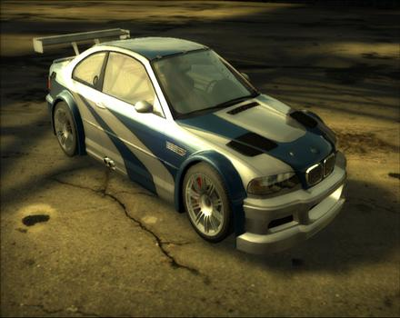 Pantallazo de Need for Speed: Most Wanted para Xbox