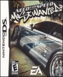 Caratula nº 37219 de Need for Speed: Most Wanted (200 x 179)