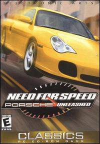 Caratula de Need for Speed: Porsche Unleashed [Classics] para PC