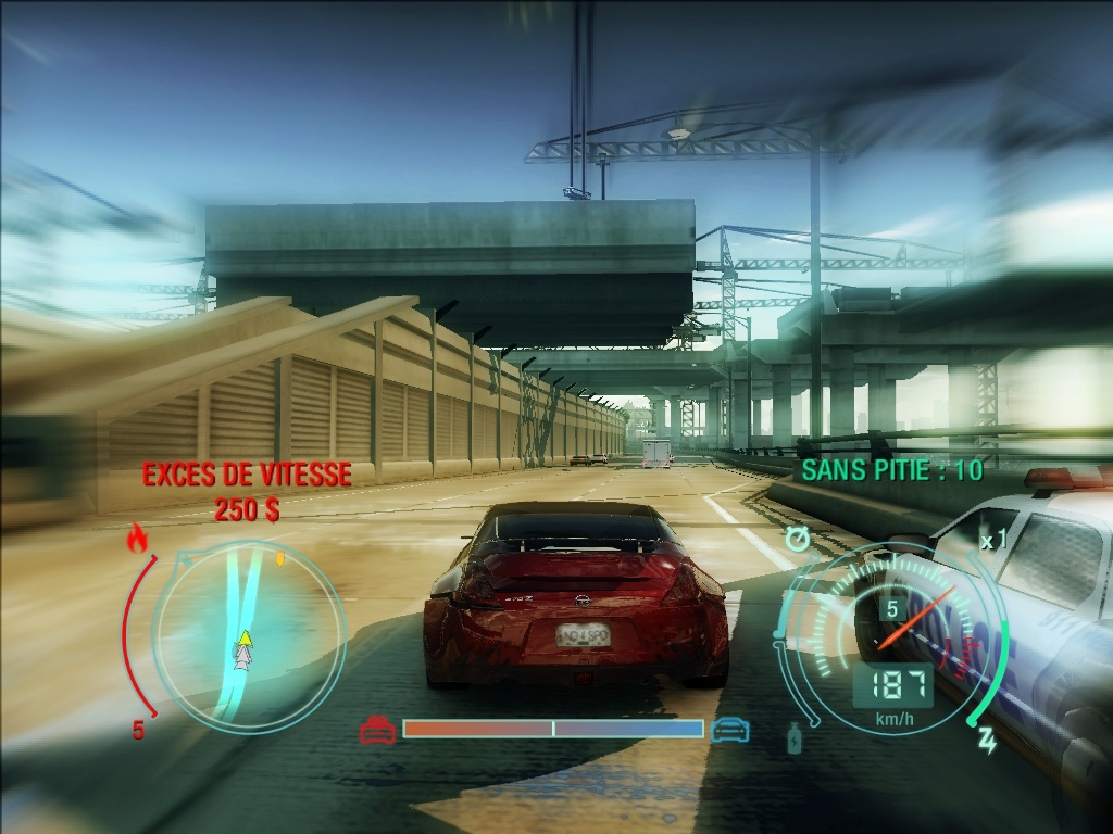 Pantallazo de Need for Speed: Undercover para PC