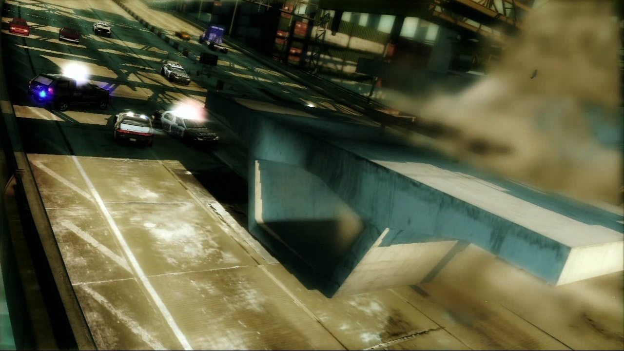 Pantallazo de Need for Speed: Undercover para PlayStation 3