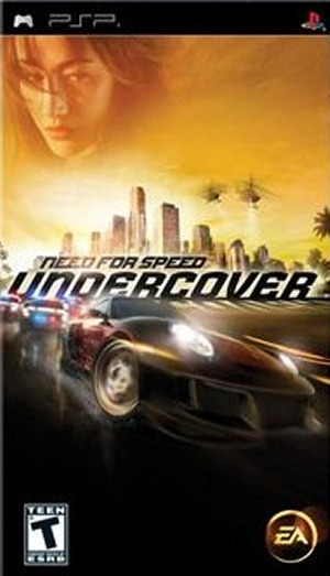 Caratula de Need for Speed: Undercover para PSP
