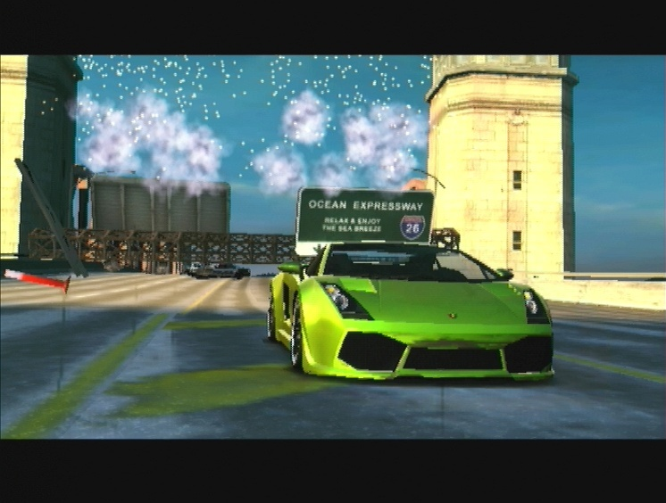 Pantallazo de Need for Speed: Undercover para Wii