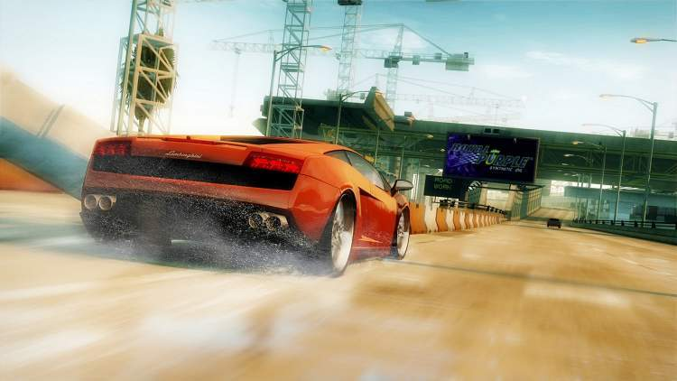 Pantallazo de Need for Speed: Undercover para Xbox 360