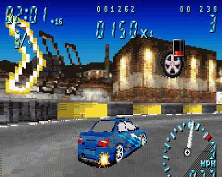 Pantallazo de Need for Speed: Underground para Game Boy Advance