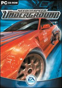 Caratula de Need for Speed: Underground para PC