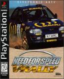 Carátula de Need for Speed: V-Rally