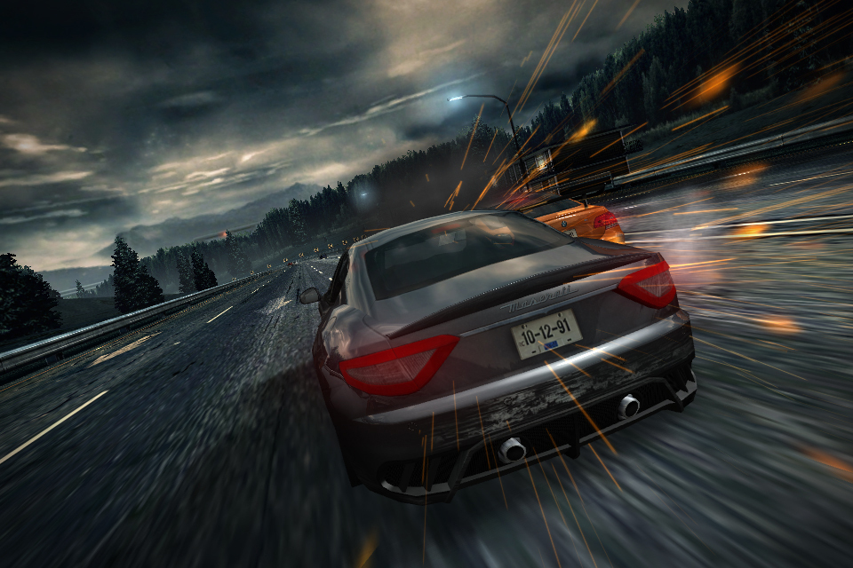 Pantallazo de Need for Speed Most Wanted para Android