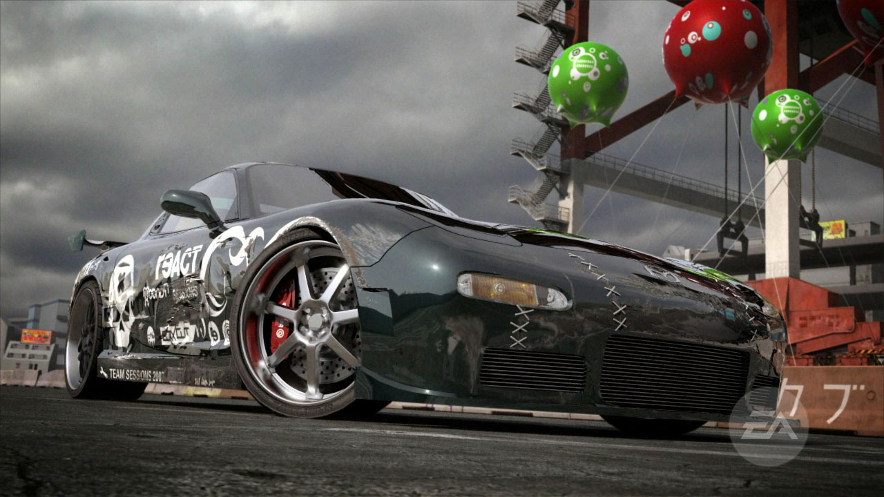 Pantallazo de Need for Speed ProStreet para PC