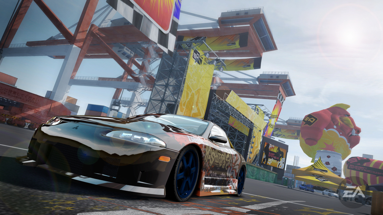 Pantallazo de Need for Speed ProStreet para PlayStation 3