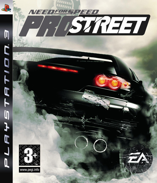 Caratula de Need for Speed ProStreet para PlayStation 3