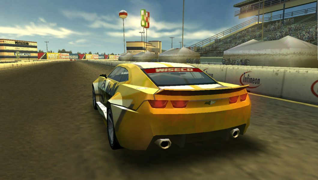 Pantallazo de Need for Speed ProStreet para PSP