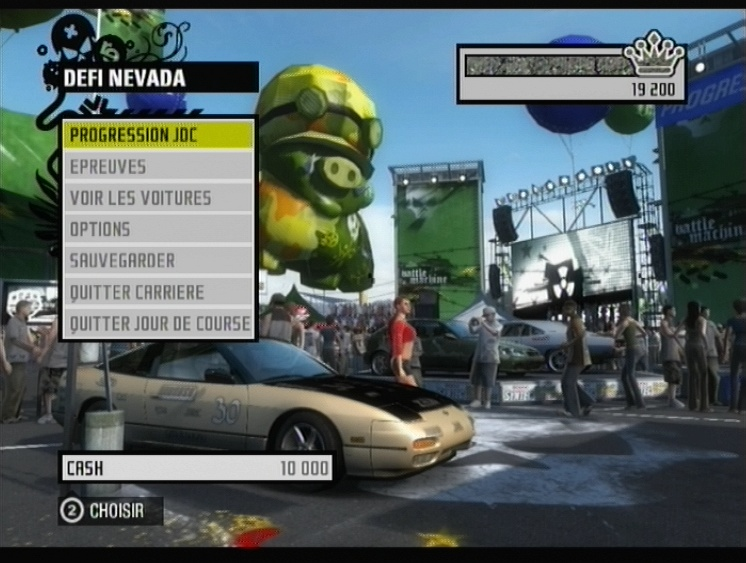 Pantallazo de Need for Speed ProStreet para Wii