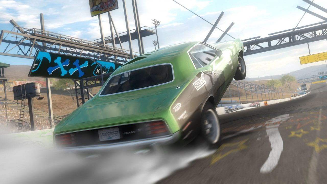 Pantallazo de Need for Speed ProStreet para Xbox 360