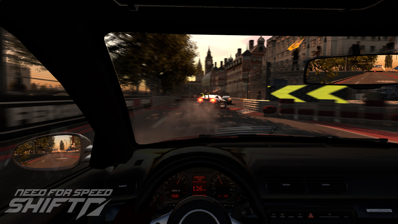 Pantallazo de Need for Speed Shift para PC
