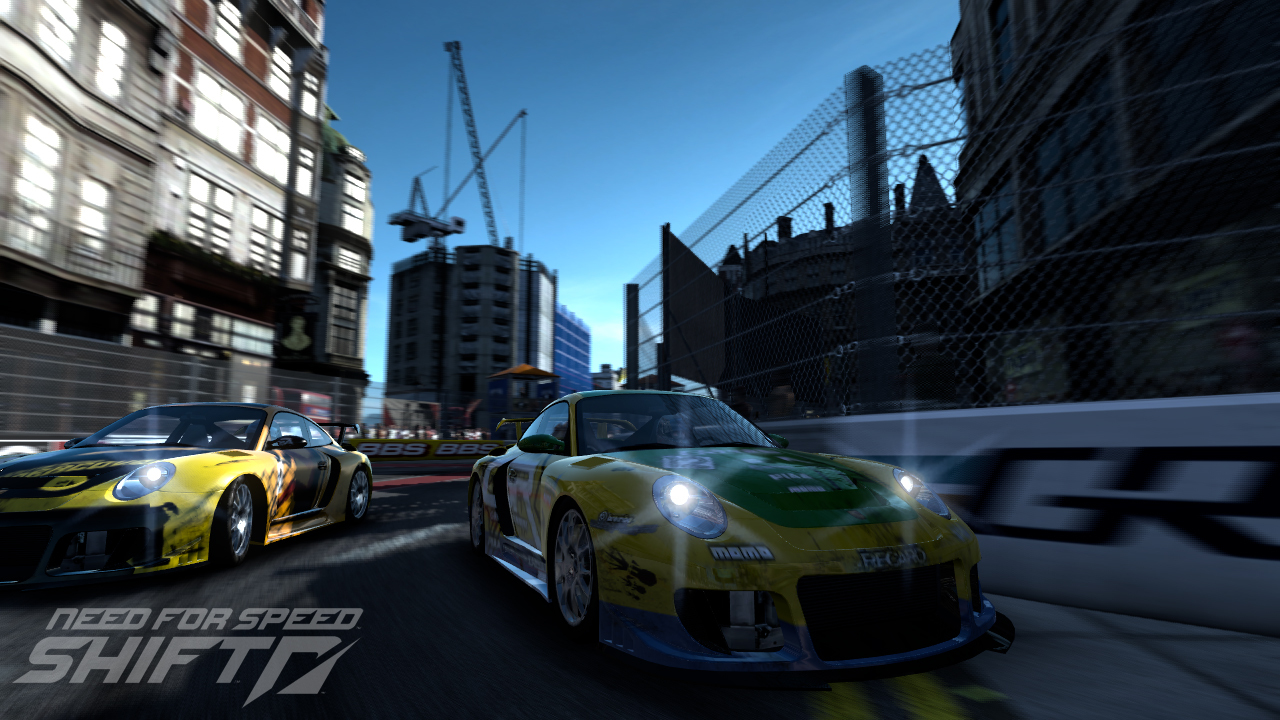 Pantallazo de Need for Speed Shift para PlayStation 3