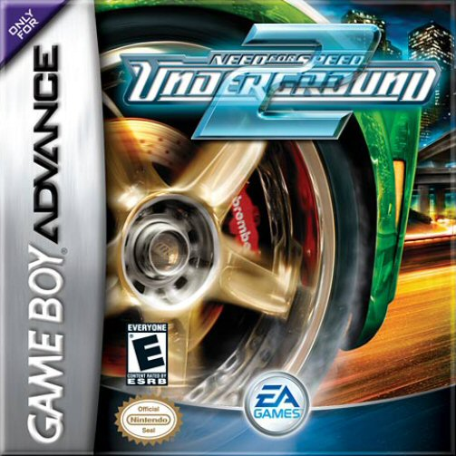 Caratula de Need for Speed Underground 2 para Game Boy Advance