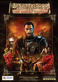 Caratula de Nemesis of the Roman Empire para PC