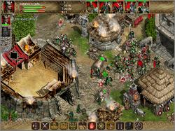 Pantallazo de Nemesis of the Roman Empire para PC