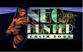 Pantallazo de Neo-Hunter para PC