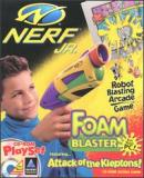 Carátula de Nerf Jr. Foam Blaster: Attack of the Kleptons!