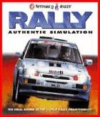 Caratula de Network Q Rac Rally para PC