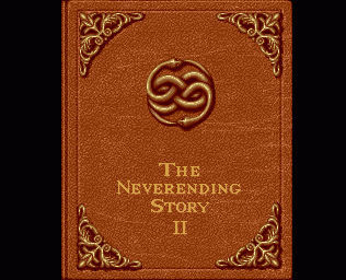 Pantallazo de Neverending Story II, The para Amiga