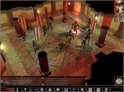 Pantallazo de Neverwinter Nights: Shadows of Undrentide para PC